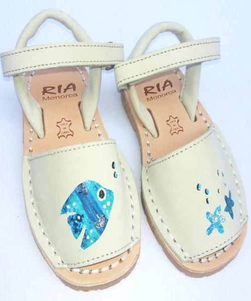 Ria menorca blu