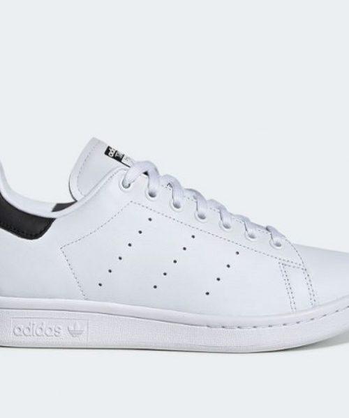 Adidas bianco in tessuto