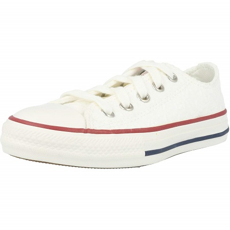 Converse Chuck Taylor all Star Little Miss ricami PIZZO