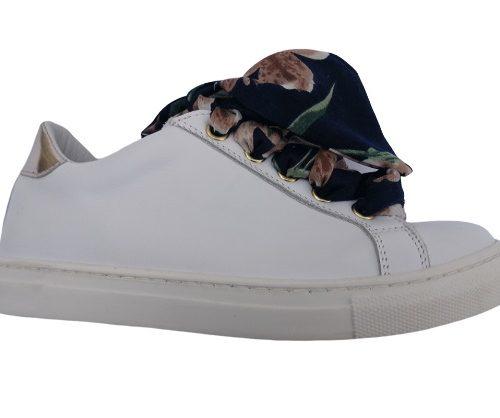 Eureka sneakers in pelle