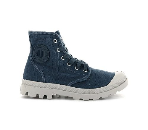Palladium colore blu denim